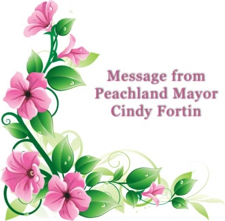 message mayor cindy fortin